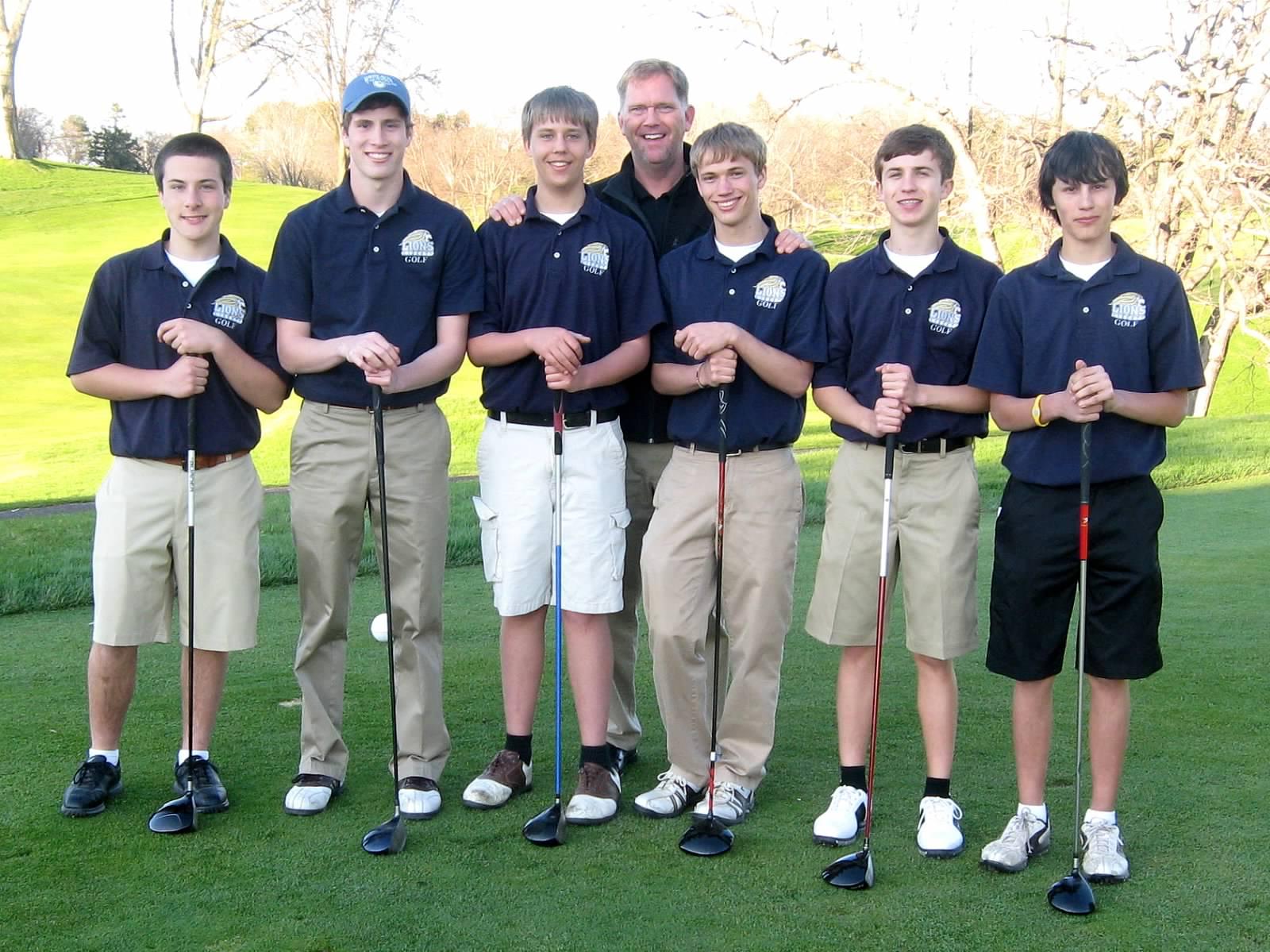 Liberty Classical Academy Golf Team