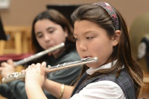 Liberty Classical Academy Band Arts