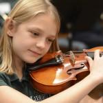 Liberal Arts Violin Music Band